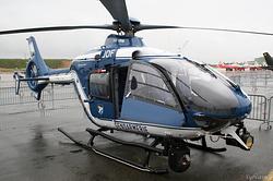 Eurocopter EC 135 T2 Gendarmerie Nationale F-MJDF