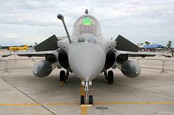 Dassault Rafale B Armée de l'Air 322 / 113-HU
