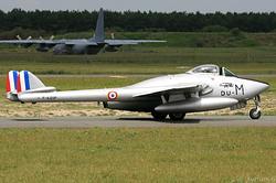 De Havilland DH 100 Vampire F-AZOP