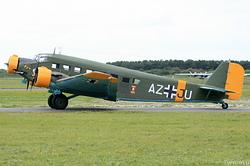 Junkers (CASA) 352L (Ju-52) F-AZJU