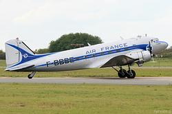 Douglas DC-3A Dakota F-AZTE