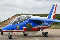 Dassault Alpha Jet E Armée de l'Air 134 / F-TERM / 0