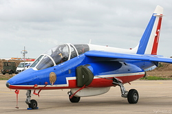 Dassault Alpha Jet E Armée de l'Air 46 / F-UHRF / 7