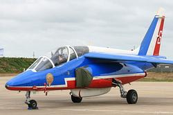 Dassault Alpha Jet E Armée de l'Air 163 / F-TERB / 6