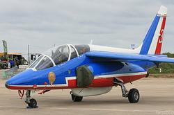 Dassault Alpha Jet E Armée de l'Air 165 / F-TERE / 3