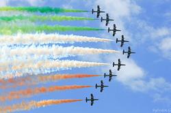 Patrouille Frecce Tricolori