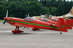 Cap 232 Royal Moroccan Air Force CN-ABV / 1