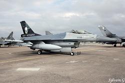 General Dynamics F-16AM Fighting Falcon Belgium Air Force FA-121