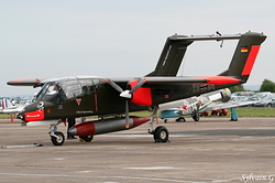 North American OV-10B Bronco F-AZKM