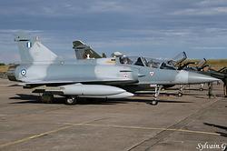 Dassault Mirage 2000-5BG Greece Air Force 507
