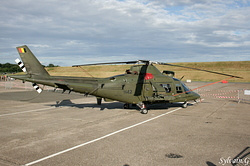 Agusta A-109BA Belgium Army H42