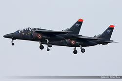 Base Aérienne 705 Tours Macaronnage le 13/02/2013