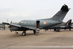 Embraer EMB-121 Xingu Armée de l'Air 075 / YC / F-TEYC
