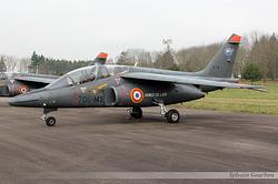 Dassault Alpha Jet E Armée de l'Air E20 / 705-MS