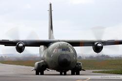 Transall C-160D Germany Air Force 50+58