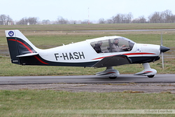 Robin DR-400 ACRIV F-HASH