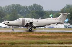 Pilatus PC-12/47 Jetfly Aviation SA Luxembourg LX-JFN