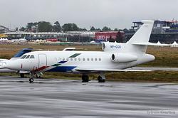 Dassault Falcon 900EX VW Air Services VP-CGD