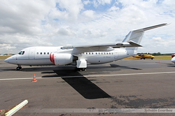 British Aerospace BAe 146-200 Cello Aviation G-RAJJ
