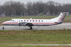 Beech 1900C-1 Atlantique Air Assistance F-GPYY