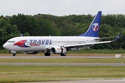 Boeing 737-86N(WL) Travel Service OK-TVV