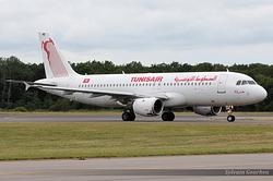 Airbus A320-211 Tunisair TS-IME