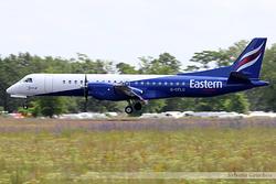 Saab 2000 Eastern Airways G-CFLU