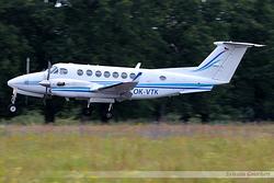 Raytheon King Air 350 OK-VTK