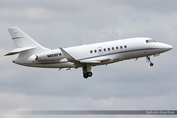 Dassault Falcon 2000EX N659FM