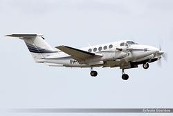Beech Super King Air 300 Air Charters Europe PH-ACE