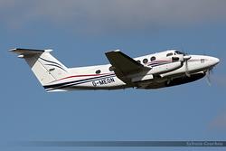 Beech B200 Super King Air G-MEGN
