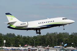 Dassault Falcon 2000 N826KR