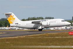 British Aerospace Avro 146-RJ85 Malmo Aviation SE-DJN