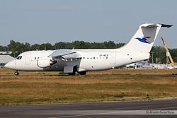 British Aerospace Avro RJ85 Atlantic Airways OY-RCD