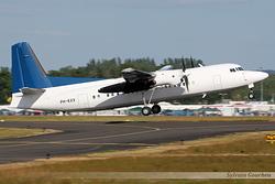 Fokker F50 Denim Air PH-KXX