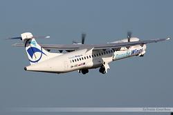 ATR 72-102 Danube Wings OM-VRD