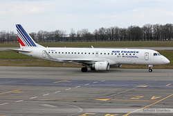 Embraer ERJ-190LR Régional Airlines F-HBLH