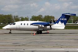 Piaggio P.180 Avanti Pan Europeenne Air Service F-HCPE