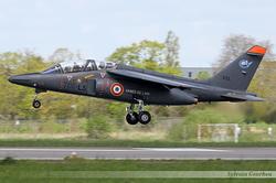 Dassault Alpha Jet E Armée de l'Air E22 / 705-LS