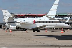 Cessna 560XL Citation Excel NetJets Europe CS-DQA