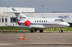 Hawker Beechcraft Hawker 800XP N676GH