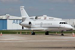 Dassault Falcon 900 EX N789ZZ