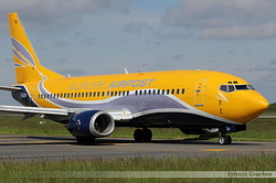 Boeing 737-33V(QC) Europe Airpost F-GZTA