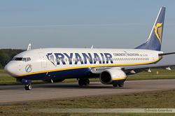 Boeing 737-8AS Ryanair EI-DYR
