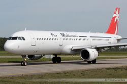 Airbus A321-211 Air Mediterranée F-GYAR