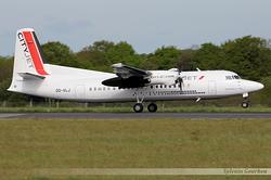 Fokker 50 CityJet OO-VLJ