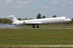McDonnell Douglas MD-83 Swiftair EC-LEY
