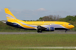 Boeing 737-3B3(QC) Europe Airpost F-GIXE