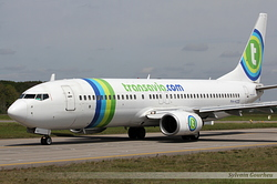 Boeing 737-8K2 Transavia Airlines PH-HZD