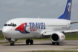 Boeing 737-8CX(WL) Travel Service OK-TVB